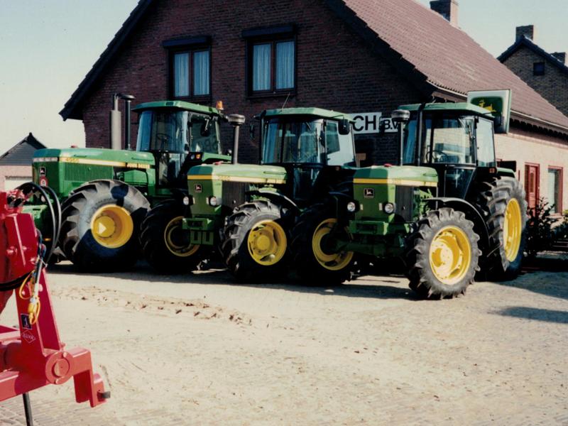 Antens Rijsbosch Geschiedenis